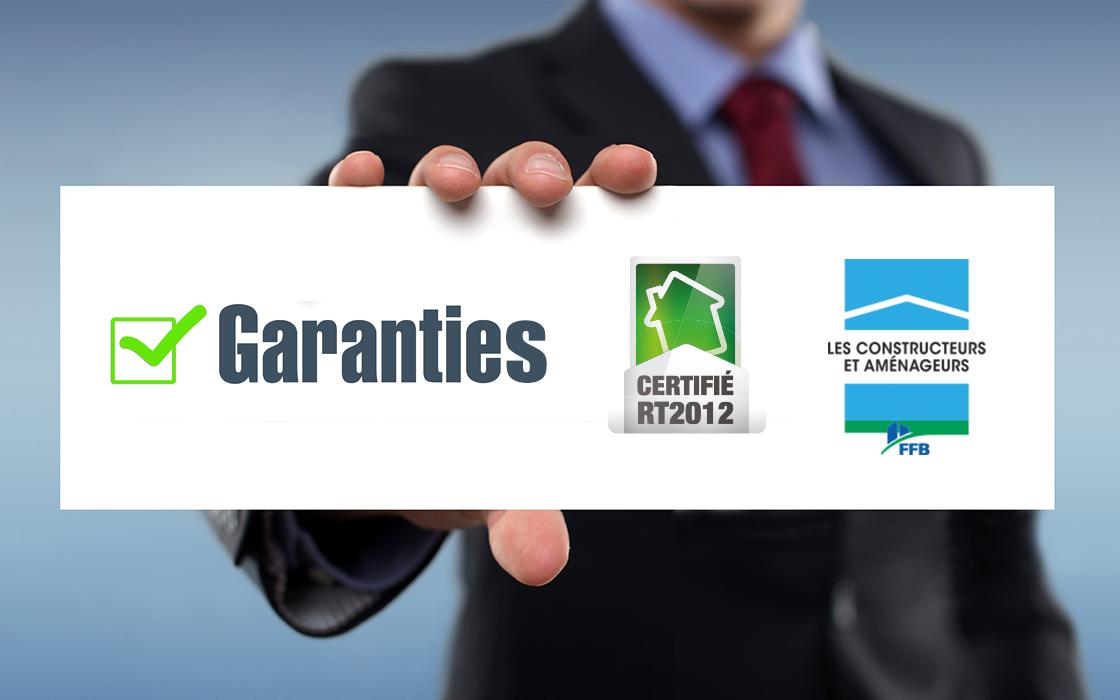 constructeur garanties